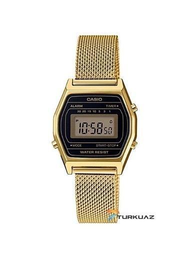 Casio La690wemy-1df Bayan Kol Saati Altın
